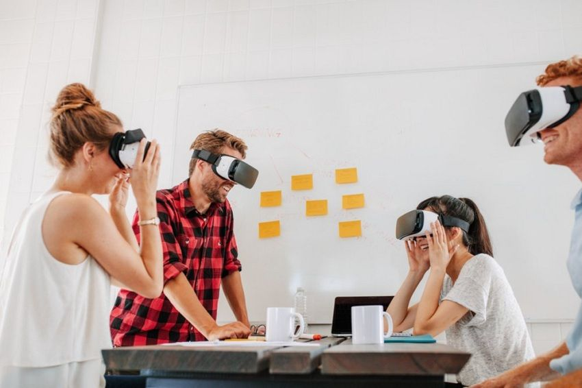 Good Skills - Employee Training Using Virtual Reality