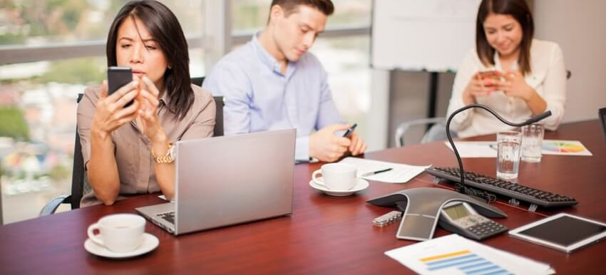 Overcome distractions for improving productivity