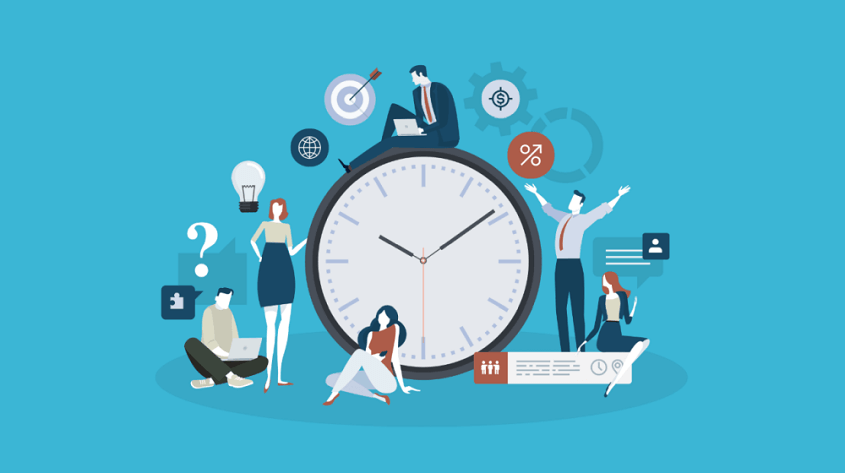 Be on Time - Organize Your Day at Work