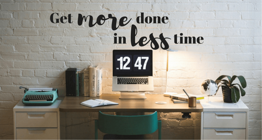 How to Get More Done in 2 Hours than in a Day?