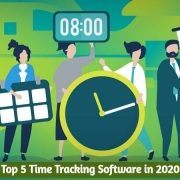 Top 5 Time Tracking Software in 2020