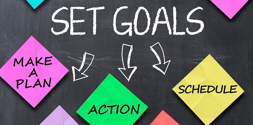 Set Goals - Tips to Avoid Work Overload